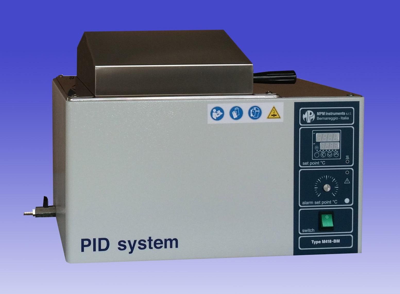 Bagno termostatico mpm mod m458 bm con programmatore - Bagno termostatico ...