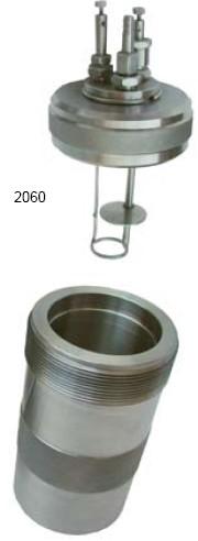 CILINDRO CALORIMETRICO MAHLER SECONDO ASTM D129