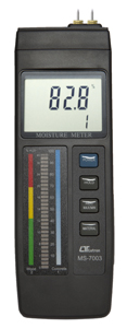 TERMOIGROMETRO DIGITALE PORTATILE MOD. MS-7003
