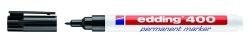 PENNARELLO INDELEBILE EDDING 400, 1 MM. COLORE ROSSO